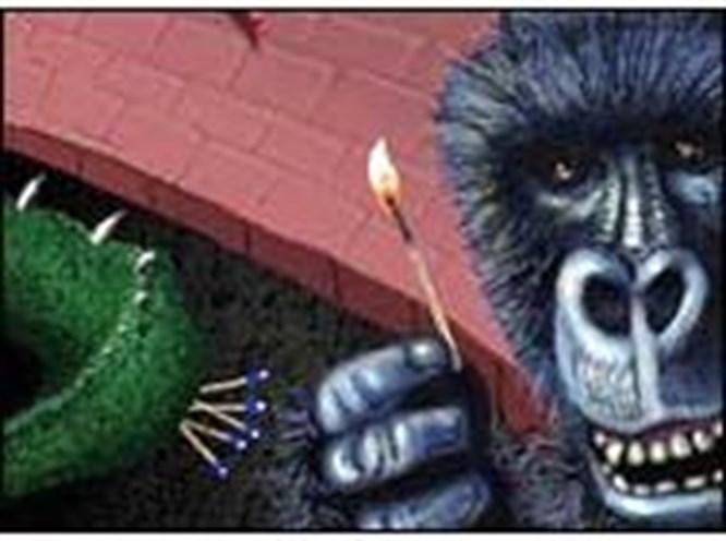 King Kong izleyiciyle buluşacak